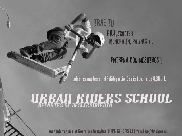 urban riders school