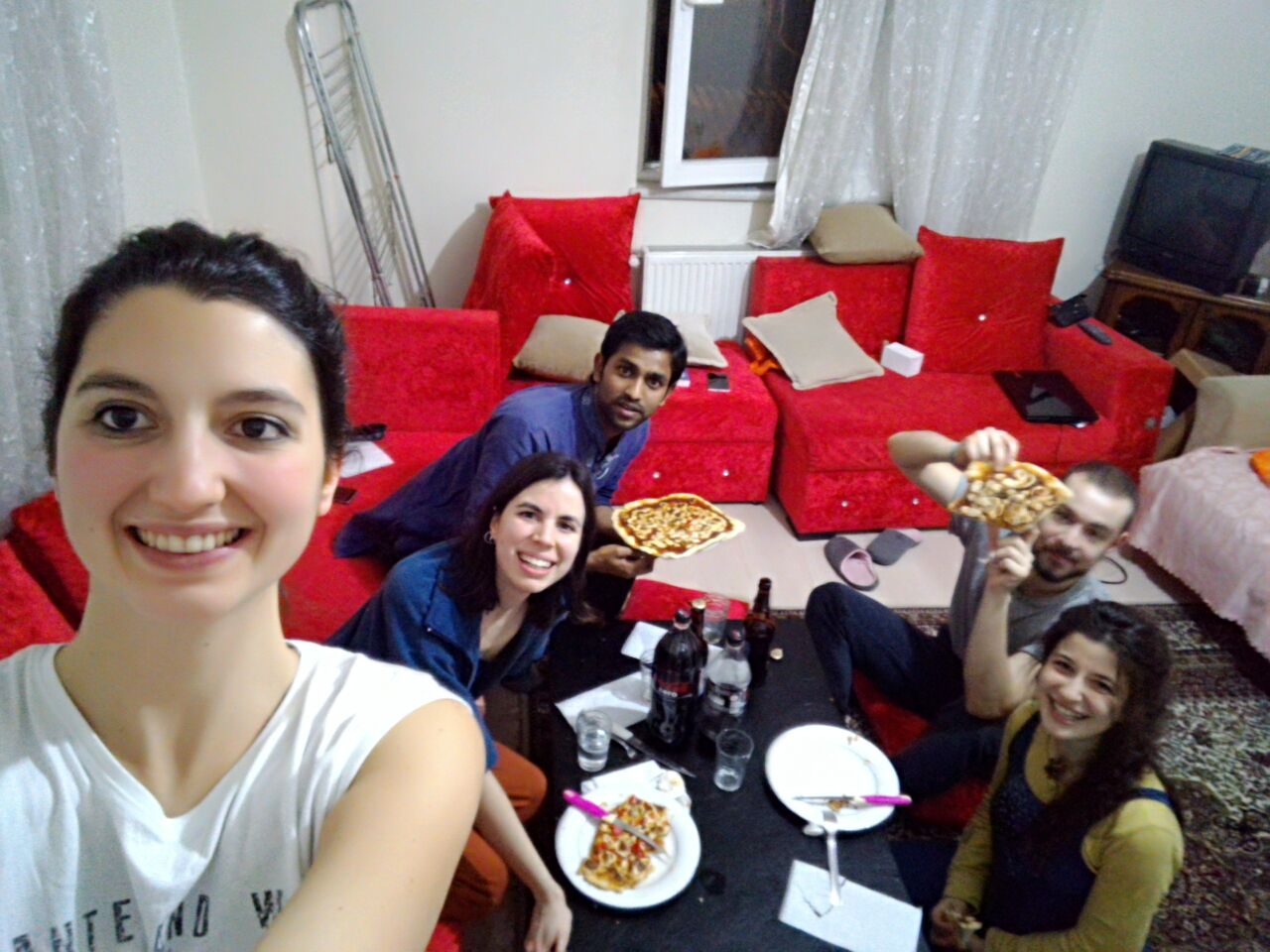La vida en Denizli
