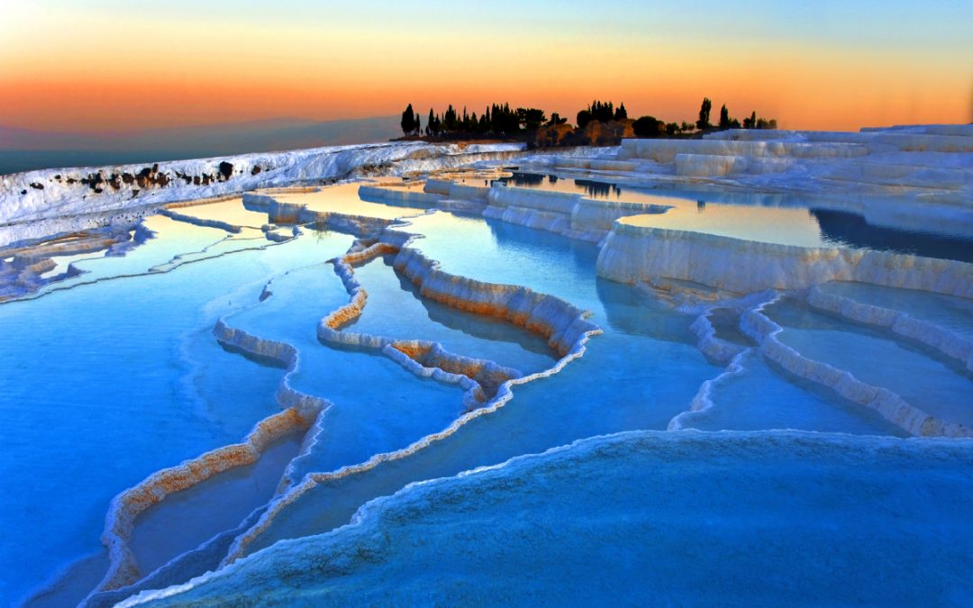 SVE de corto plazo en Turquía «The Happy Guest of Pamukkale»